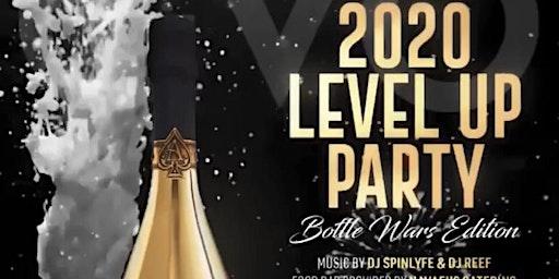 DJ SPINLYFE PERSENTS 2020 LEVEL UP BOTTLE WARS