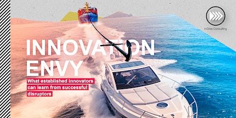 WEBINAR: Mastering Innovation Envy tickets