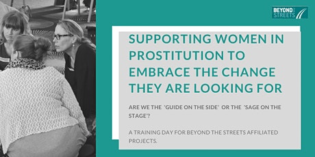 Supporting Women in Prostitution to Embrace the Change they are looking for tickets