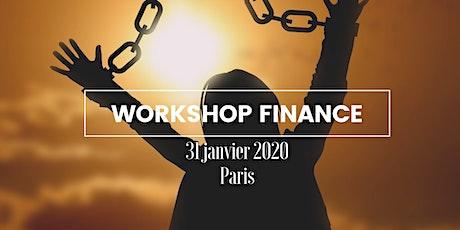Workshop Finances billets