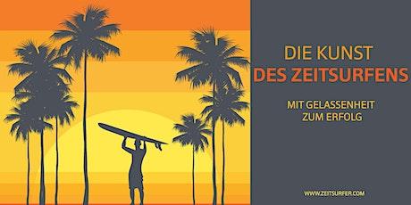 Die Kunst des Zeitsurfens - Berlin Tickets
