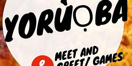 YoruOba's Meet and Greet/ Games Night tickets