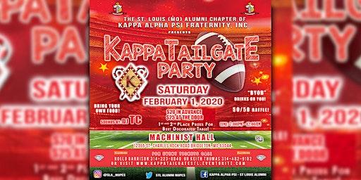 Kappa Tailgate Party