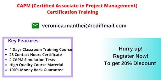 CAPM Certification Training In Dallas, TX