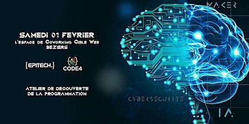 Coding Club - Béziers