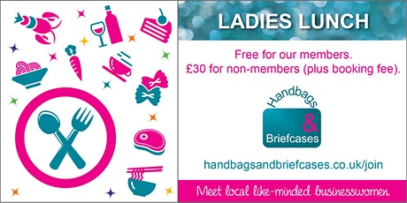 Ladies Networking Lunch tickets