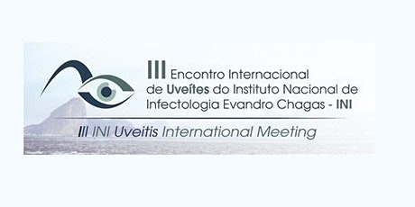 III Encontro Internacional de Uveítes do INI ingressos
