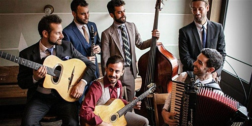 The Bailsmen, Gypsy Jazz and Hot Swing