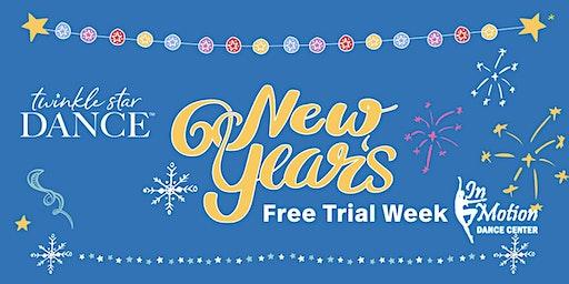 New Years Free Dance Trial Week!