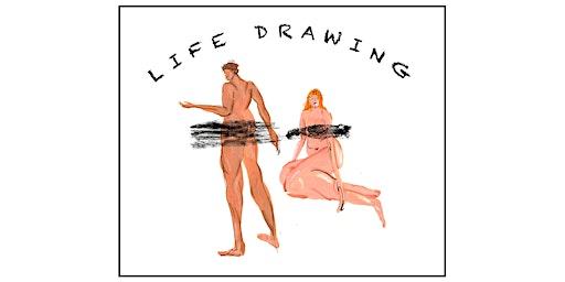 Life Drawing Workshop - Stickfigures