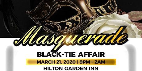 2020 Masquerade Black-Tie Affair tickets