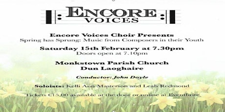 Encore Voices - Spring has Sprung Concert  tickets