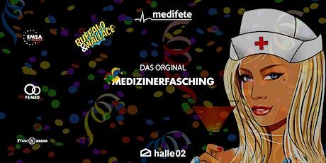 Medizinerfasching das Orginal   Halle02 Heidelberg Tickets