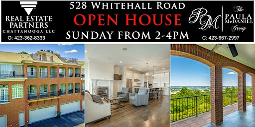 Public Open House At 528 Whitehall Rd. In North Chattanooga