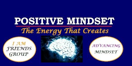 How To Develop a Positive Mindset Workshop tickets