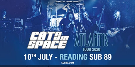 Cats in Space 'Atlantis Tour 2020' Plus Special Guests (Sub89, Reading) tickets