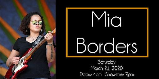 Mia Borders at The 443