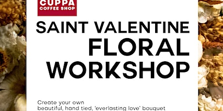 Adults Saint Valentines Workshop tickets