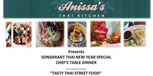 Chefs Table Dinner - Tasty Thai Street Food