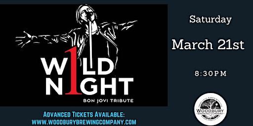 1 Wild Night: Bon Jovi Tribute at the Woodbury Brewing Company