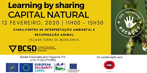 Ciclo Learning by Sharing EDP - Valorização Estratégica do Capital Natural