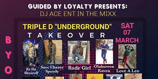 "Triple D ""Underground"" Takeover"