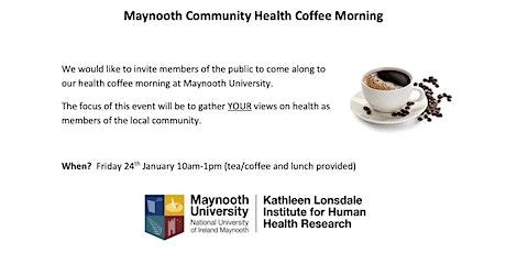 Maynooth Community Health Coffee Morning tickets
