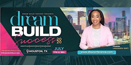 Dream Build Success Conference  tickets