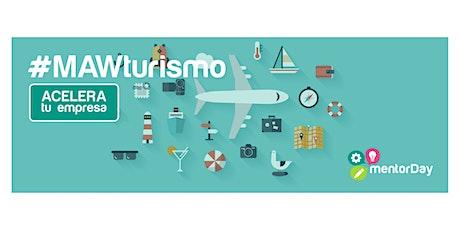 Programa de Aceleración Turismo entradas
