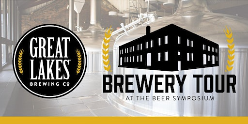 February  Brewery Tours at Great Lakes Brewing Co.
