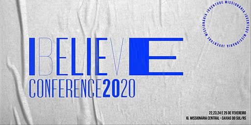 I Believe Conference 2020