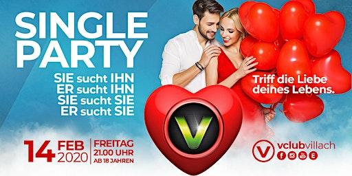 Valentinstag Single Party mit DJ Indygo