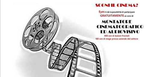Montatore e Produttore Cinematografico e Audiovisivo