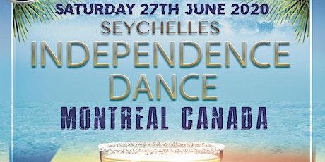 Bal Seselwa - Seychelles Dance Montreal 2020 tickets