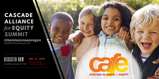 Cascade Alliance for Equity Spring Conference