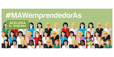 Programa de Aceleración Mujeres Emprendedoras entradas