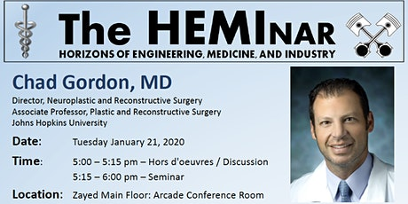 The HEMInar: Horizons of Engineering, Medicine, and Industry tickets
