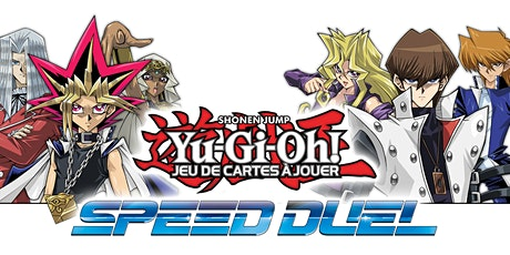 Yugioh - Tournoi Speed Duel OTS billets