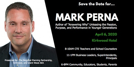 Business and Community Leaders: A Joint Lunch with Mark Perna tickets