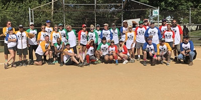 2nd Annual Softball with the Stars