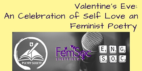 Valentine's Eve: A Celebration of Self Love and Feminist Poetry tickets