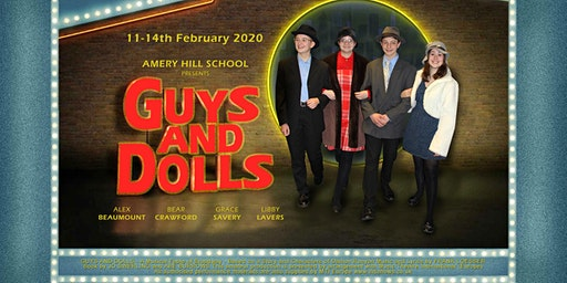 Amery Hill School presents Guys and Dolls