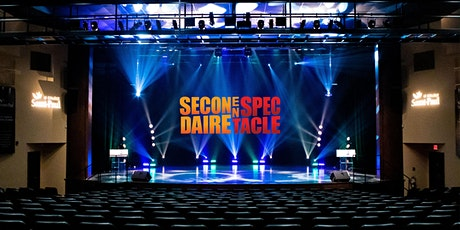Secondaire en spectacle 2020 (finale locale) billets