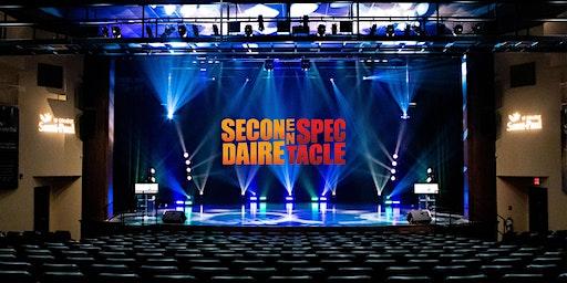 Secondaire en spectacle 2020 (finale locale)