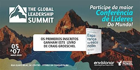 Global Leadership Summit - Vitória da Conquista ingressos