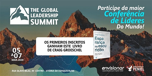 Global Leadership Summit - Vitória da Conquista
