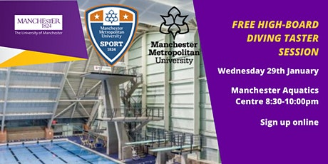 High Board Diving Taster Session tickets