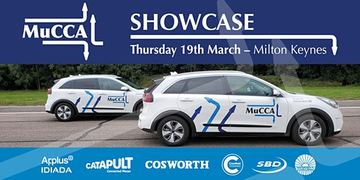 MuCCA CAV project final showcase