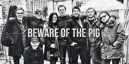 St Patrick's Blowout With Beware Of The Pig