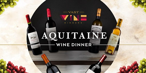 January Wine Dinner: Aquitaine Wine Company